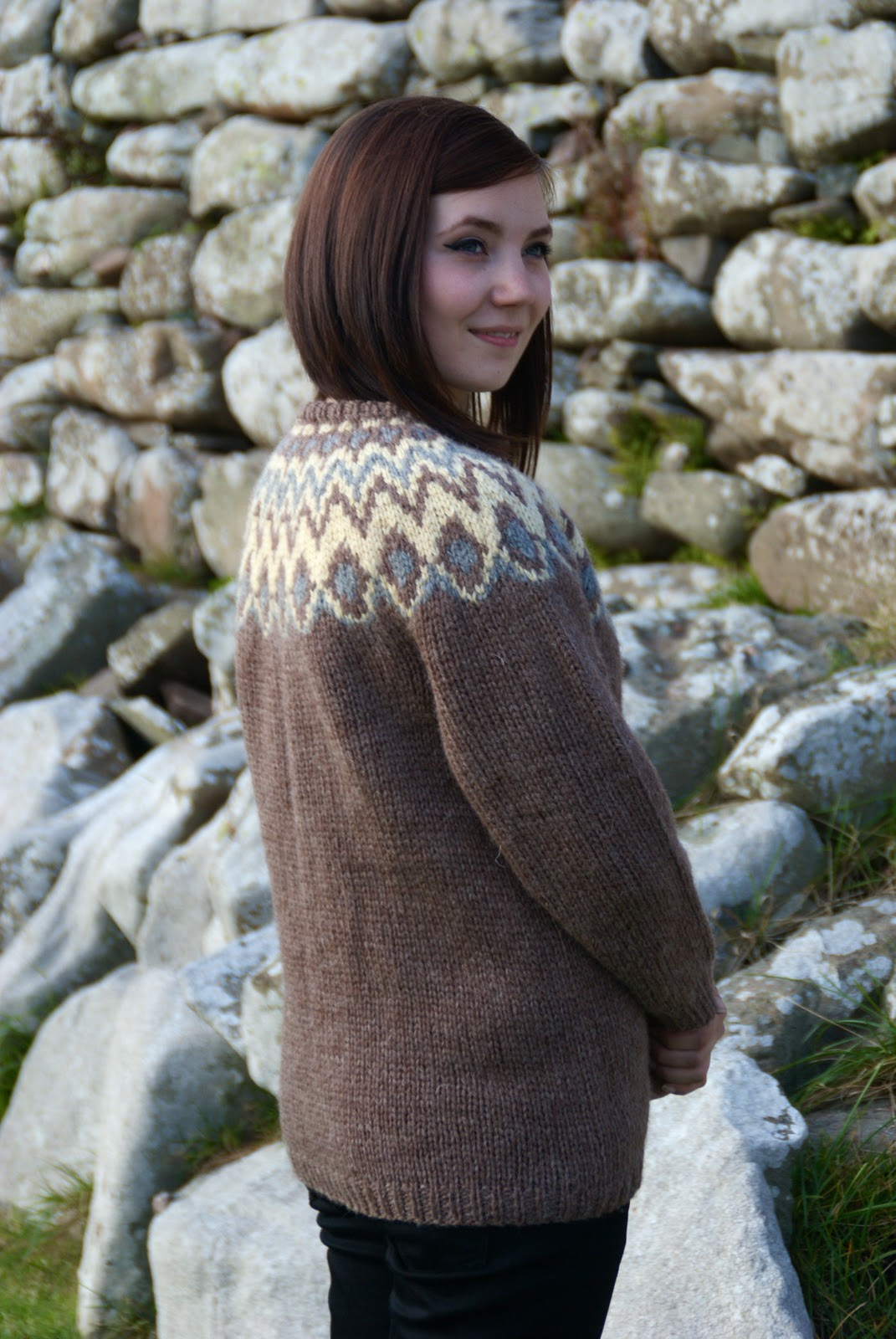 Free pattern at The Knitter.co.uk