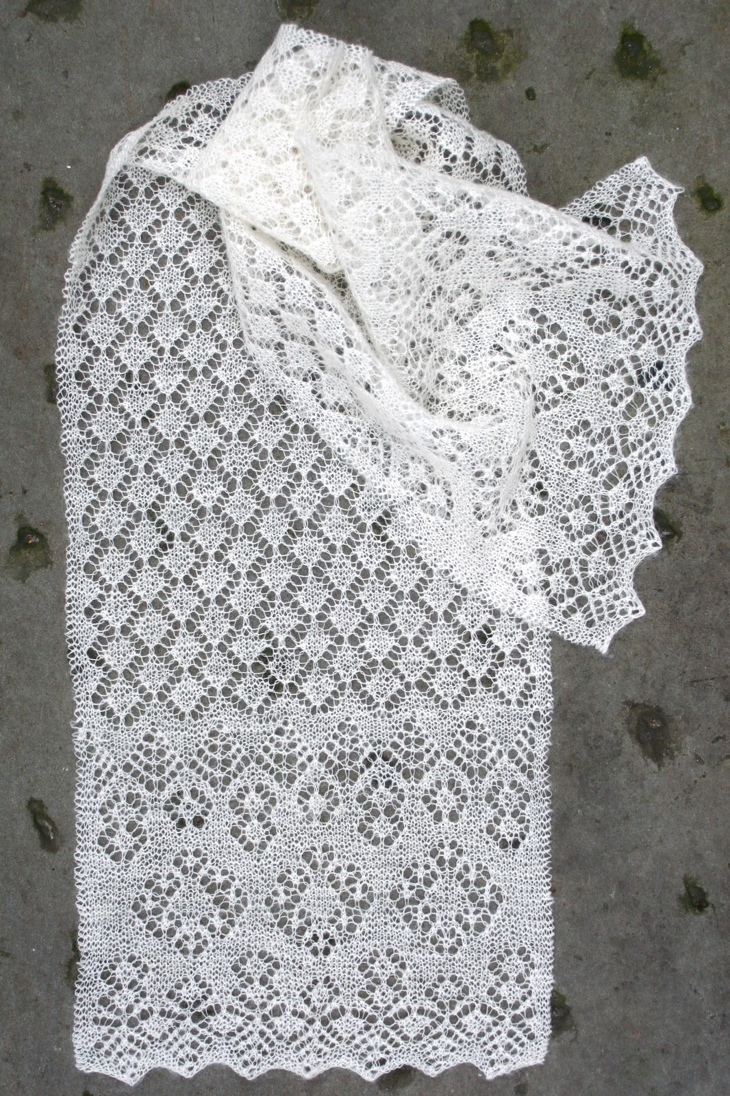 Lace Wool Knitting Patterns : Shetland Lace   Page 2