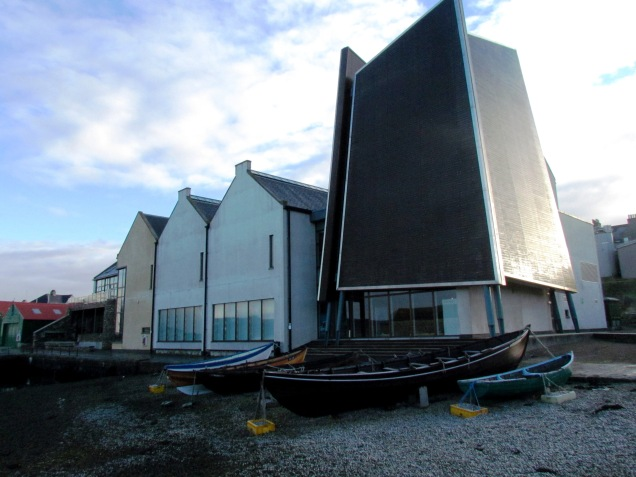 The Shetland Museum and Archives