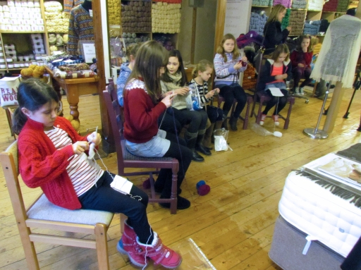 Whalsay Knitters