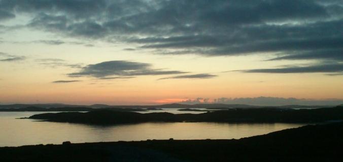 Shetland Night Sky