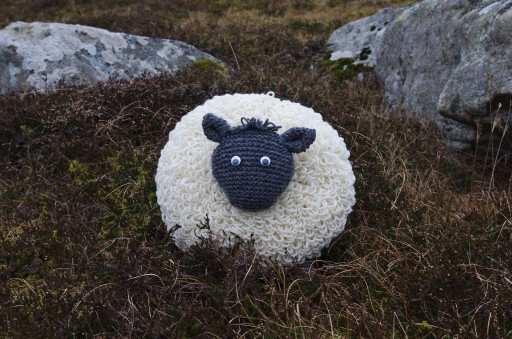 Sheep Cushion1