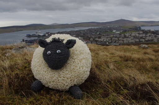 Sheep Cushion2
