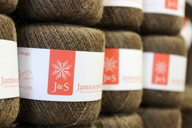 Moorit 2ply Supreme Lace Weight, one of our Worsted spun ranges.