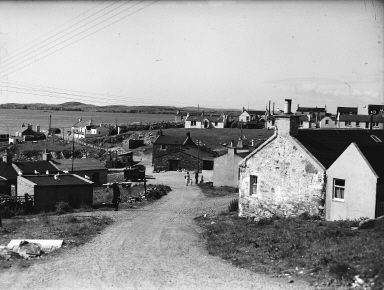 Hamnavoe, Burra circa 1950's.