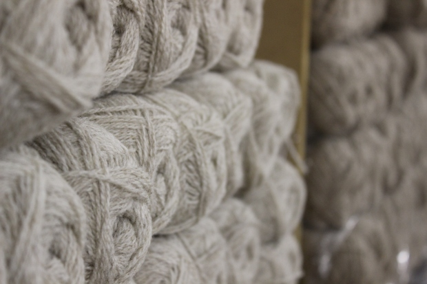 Shetland Supreme 2ply Jumper Weight, one of our Woollen Spun yarn Ranges