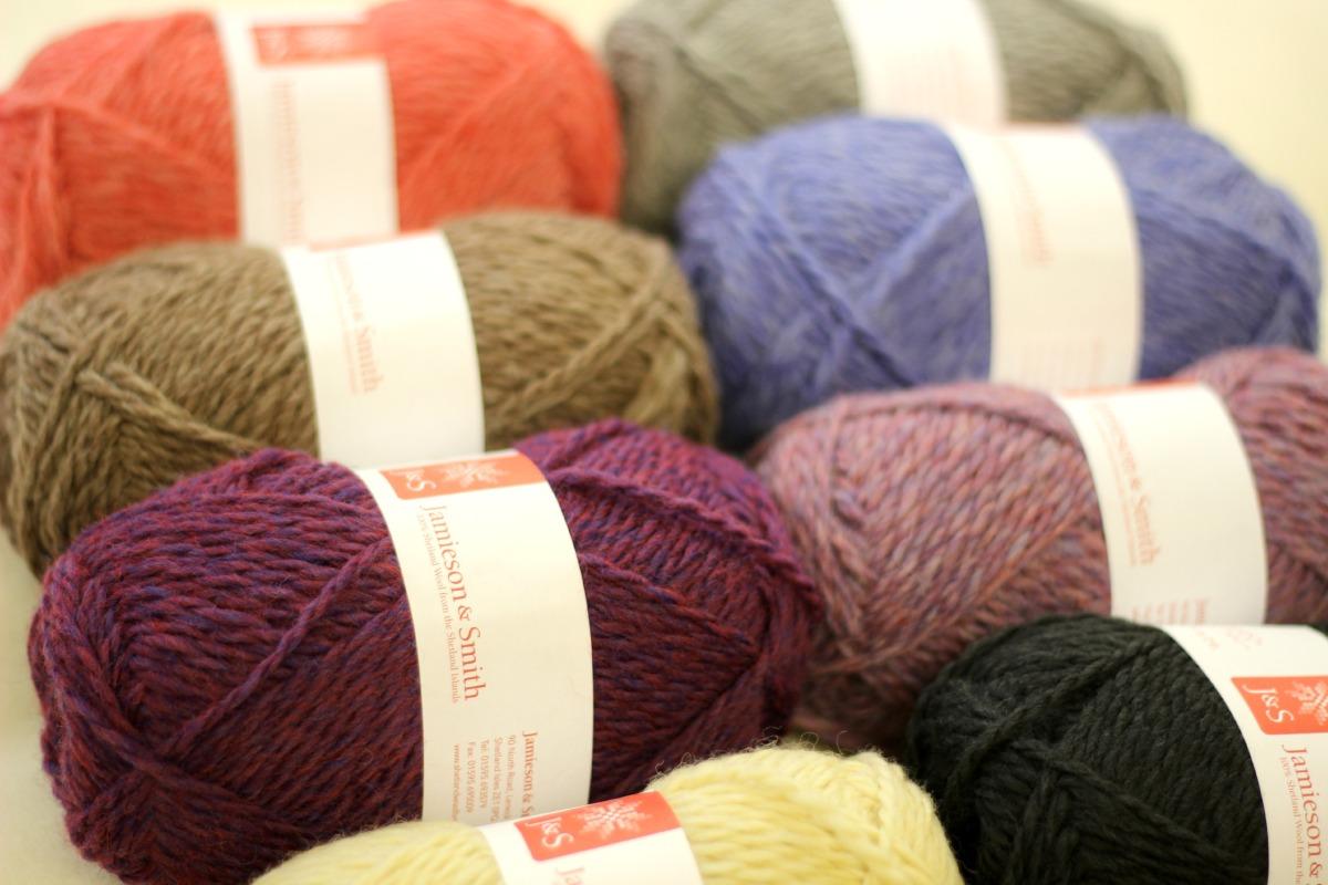 Yarn Series – ShetlandChunky