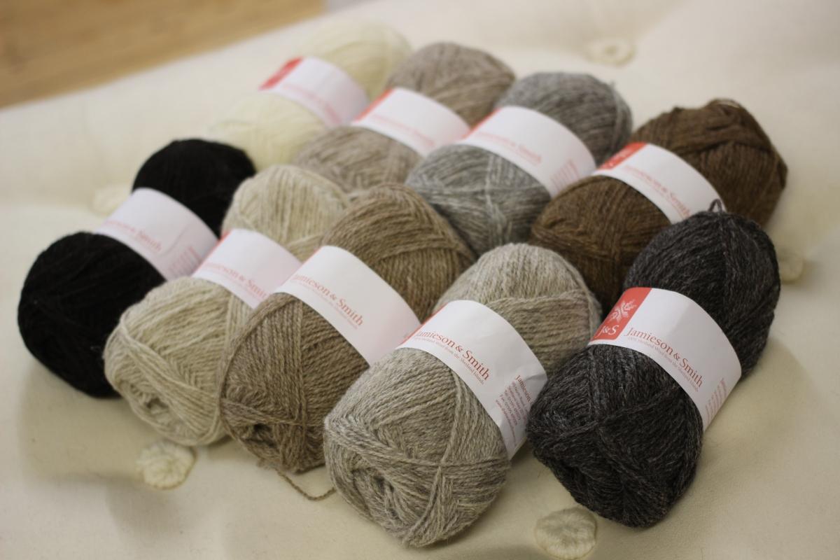 Yarn Series – Shetland Supreme JumperWeight