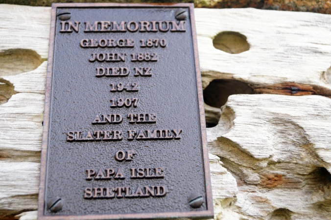 slater plaque