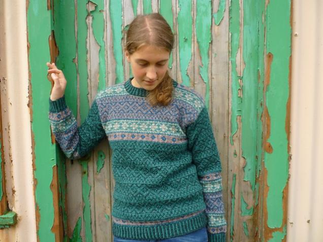 Sandsound Sweater