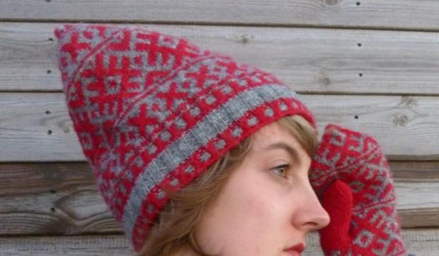 Finnish Midwinter Ski Hat