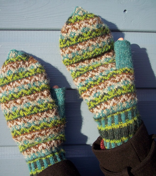 Xylitol Mittens