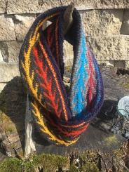 Fire Wind Water Cowl by kyspinner