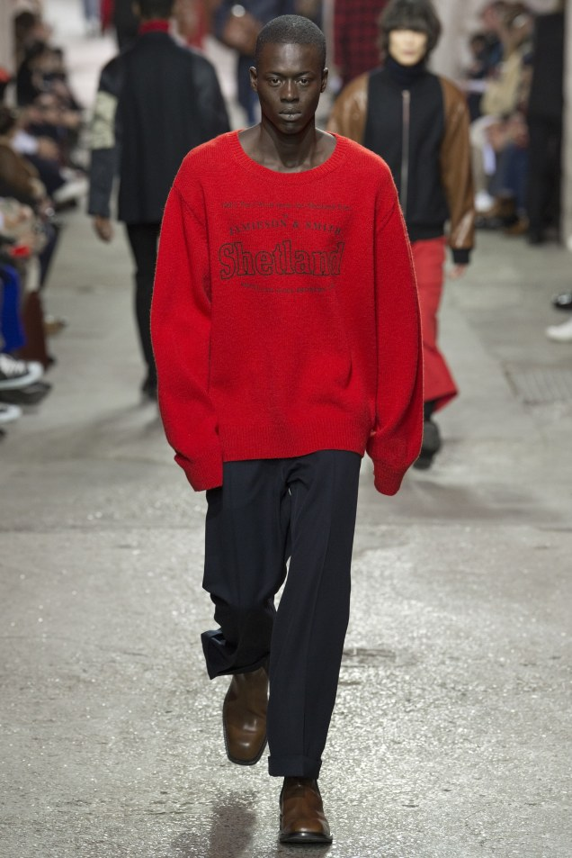 dvn fall 2017 paris show jan 17